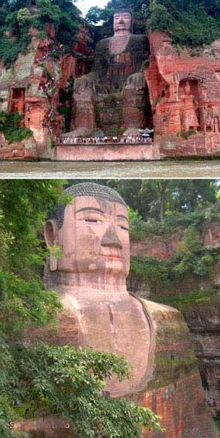 لشان-غول-پیکر-(چین)