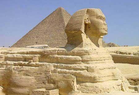 مجسمه-ابوالهول-(مصر)