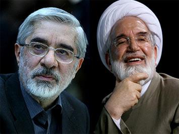 دروغ جدید یاران میرحسین و کروبی