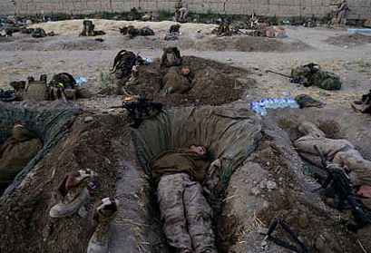 عکس جنگی افغانی