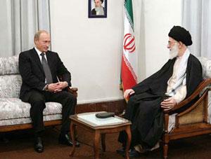 روایت خواندنی از دیدار پوتین با رهبر معظم انقلاب