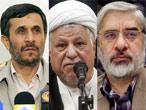 آیت الله هاشمی اتهام موسوی علیه احمدی نژاد را تکرار  کرد