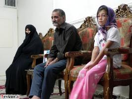 تسلی رهبر انقلاب به خانواده شهید اغتشاشات