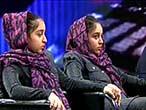 ملیکا و ملینا دو قلوی 14 ساله:مادر ما را آزاد کنید