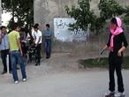 ترویج بی حجابی با راه اندازی یک بازی جدید توسط شهرداری