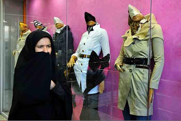 مانتو فروشی های معروف تهران