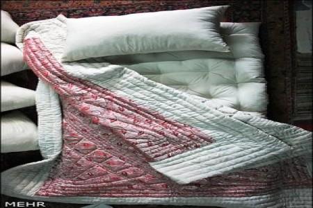 لحاف دوزی سنتی جهان نيوز - تصاویر / لحاف و تشک دوزی سنتی