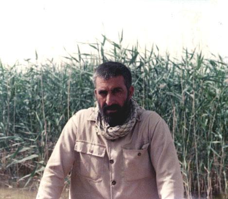 شهید حاج اسماعیل حسنی