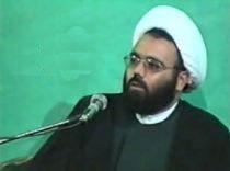 حضور حجتالاسلام دانشمند در یک فیلم