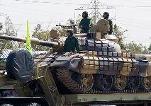 تانکهای مدرن ارتش ایران؛ کابوس متجاوزان +عکس و فیلم