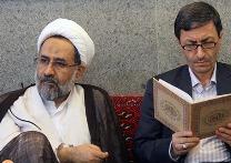 شنای احمدینژاد در رامسر و نظر مصلحی درباره گفته علوی+عکس