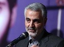 تحلیل حاج قاسم از بحران سوریه و عملیات مجاهدان عراق علیه منافقین