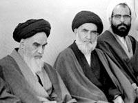 امام خمینی: انگار بازویم را از دست داده ام!