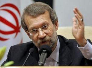 کنایه کیهان به لاریجانی درباره مصاحبه با CNN