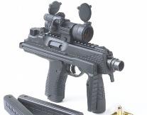 ۵ سلاح انفرادی ناشناخته؛ از بولپاپ دوو تا MP۹ +عکس