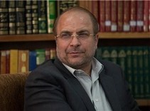 تقدیر بیش از ۲۰۰ نماینده مجلس از قالیباف و استقبال وزیر روحانی