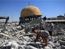 واکنش جالب کشیش غزه به تخریب مساجد توسط صهیونیستها