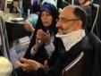 شام مشترک فائزه هاشمی، محمد نوریزاد، خزعلی و دیگر فتنهگران در دانشگاه امیرکبیر +عکس