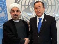 اتهامزنی بانکیمون به دولت روحانی در گزارش به سازمان ملل