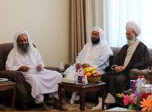 گزارش واقعی مولوی عبدالحمید از اهل سنت ایران به سعودیها