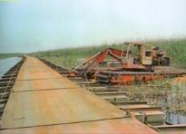 طراح طولانی ترین پل شناور نظامی جهان چه ی بود؟ +ع