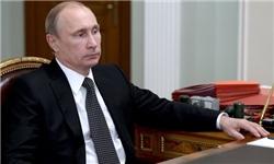 انتقاد شدید پوتین از آمریکا و غرب