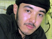 صدای شهید مدافع حرم لحظاتی پیش از شهادت