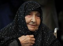 نامه تشکر همسر سید روح الله خاتمی از انقلاب