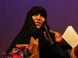 بوسه رهبرانقلاب بر چادر مادر شهید فتنه۸۸