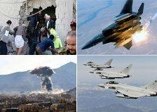 حمله عربستان به یمن/ 65 کشته و زخمی/ واکنش انصارالله، روسیه، چین و ایران +فیلم