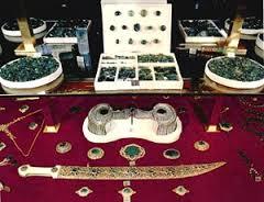 دستبرد حیرتانگیز به خزانه جواهرات لندن