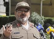 واکنش صریح سردار فیروزآبادی به ادعای بازرسی از مراکز نظامی