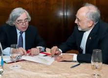 مونیز هم اظهارات همتای ایرانی خود در مذاکرات را رد کرد