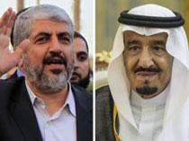 درخواست عربستان برای اعزام نیرویحزباللهی توسط حماس!