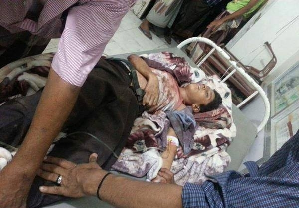 13940504000505 PhotoL جنایت وحشیانه سعودیها + تصاویر