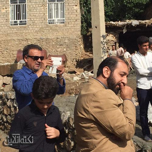 عکس جدید بازیگران بیوگرافی مهران رجبی بیوگرافی علی اوسیوند بیوگرافی عبدالرضا اکبری بیوگرافی جلیل فرجاد