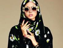 طراحی لباس برای زنان محجبه توسط شرکت D&G!+عکس