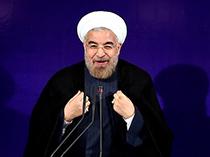 """بالاخره """"برجام"""" برای """"ما"""" یا برای """"اونا""""؟!/ روحانی نگران اولاند، اولاند نگران روحانی!"""