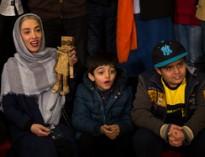 حواشی  نهمین روز جشنواره فجر