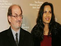 n00478529 b افشاگری همسر سابق سلمان رشدی در موردنویسندهآیاتشیطانی