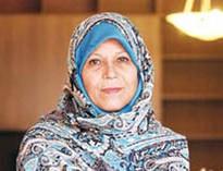 n00479378 b زیر سوال بردن یک حکم قرآنی توسط فائزه هاشمی