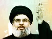 هدیهافسانه ایسیدحسننصرالله به رهبرمعظم انقلاب +عکس