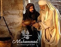 n00489131 b سکانسهاییخواندنی ازپشت صحنه فیلم دیدنی و جذابمحمدرسول الله(ص)