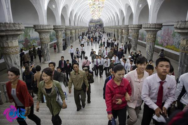 زندگی در کره شمالی زن کره شمالی دختر کره شمالی توریستی کره شمالی تحریم کره شمالی اخبار کره شمالی