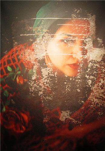 13950229000813 PhotoL کشف حجاب مدلهای تهرانی با خمیرمایه نقاشی و همچنین شاعری!