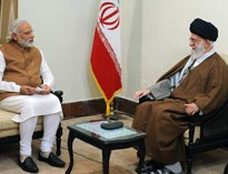 قرآنی که نخستوزیر هند به رهبر انقلاب هدیه کرد+عکس