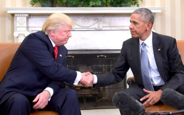 اتمام دوران دستکش مخملی اوباما و آغاز دست چدنی ترامپ