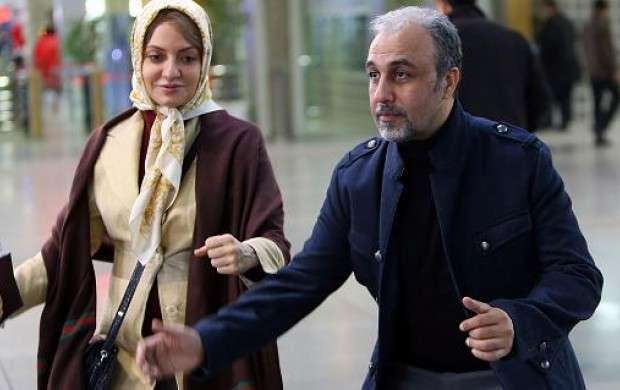 مسخره بازی های سینمای ما / حاشیه ای بر ماجرای عشق رضا عطاران و مهناز افشار در «نهنگ عنبر»