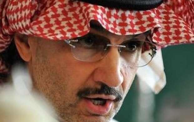 دوچرخهسواری نیمهبرهنه شاهزاده معروف سعودی+عکس