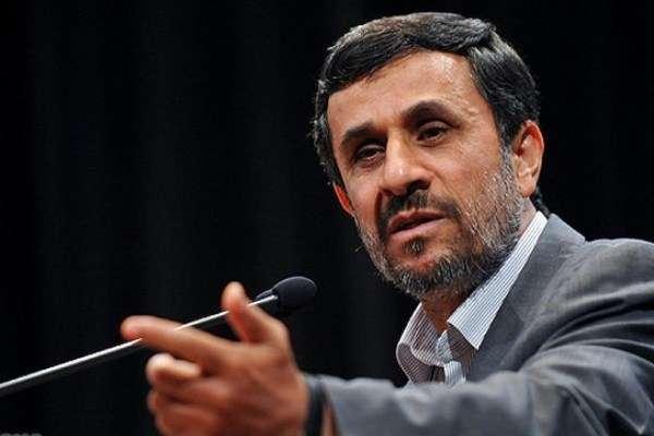 نامه جدید به رئیس دستگاه قضا/ احمدی نژاد دوباره سر وقت علی لاریجانی رفت!